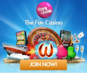 vera and john casino free spins
