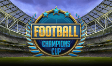 Netent Football Champions Cup Slot