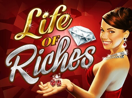 life of riches slot review casino sites