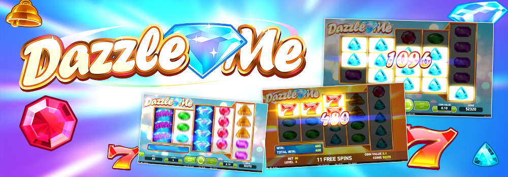 dazzle me slot review netent