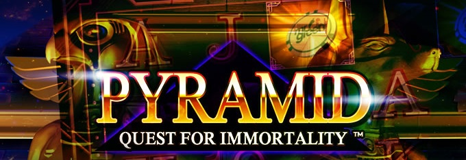 pyramid quest for immortality slot review