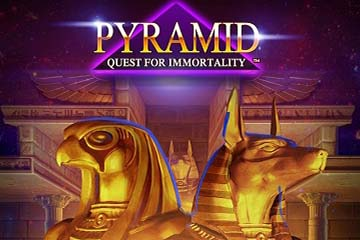 pyramid quest for immortality slot review netent
