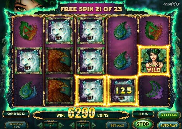 jade magician slot casinos